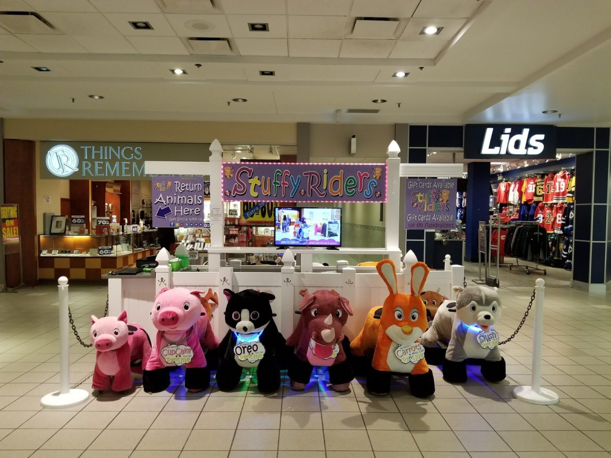 Lawson Heights Mall
